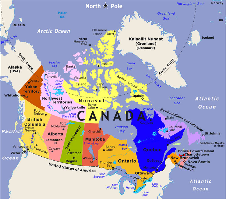 an analysis of the possibilities of the secession of quebec form the rest of canada